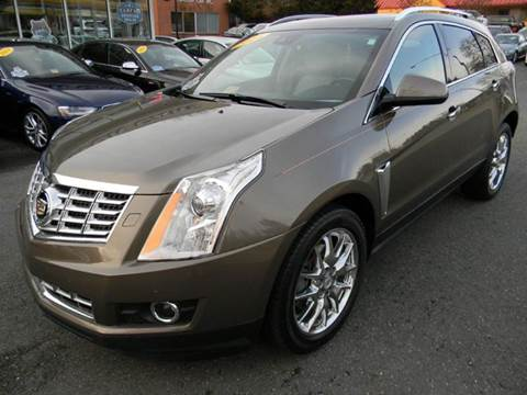 2014 Cadillac SRX for sale at Platinum Motorcars in Warrenton VA
