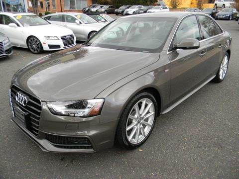 2014 Audi A4 for sale at Platinum Motorcars in Warrenton VA