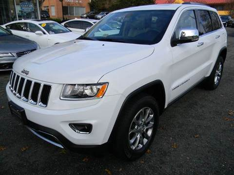 2014 Jeep Grand Cherokee for sale at Platinum Motorcars in Warrenton VA