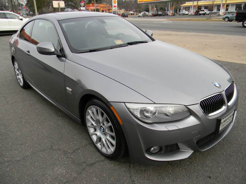 Bmw Series AWD I XDrive Dr Coupe SULEV In Warrenton VA - 2013 bmw 328i coupe