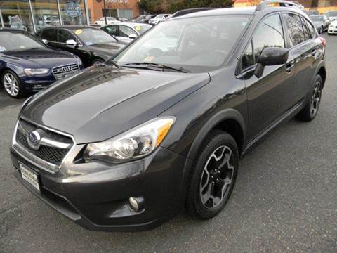 2015 Subaru XV Crosstrek for sale at Platinum Motorcars in Warrenton VA