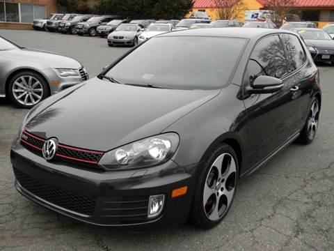 2012 Volkswagen GTI for sale at Platinum Motorcars in Warrenton VA