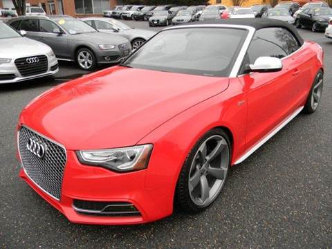 2014 Audi S5 for sale at Platinum Motorcars in Warrenton VA