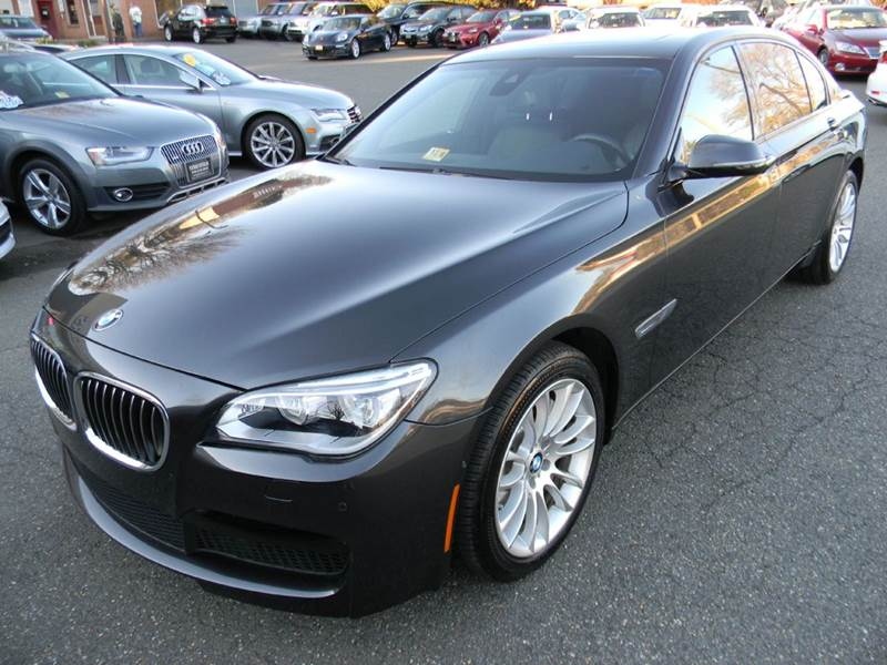 2014 BMW 7 Series MSPORT