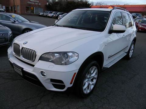 2013 BMW X5 for sale at Platinum Motorcars in Warrenton VA
