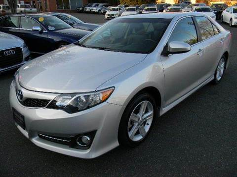2013 Toyota Camry for sale at Platinum Motorcars in Warrenton VA