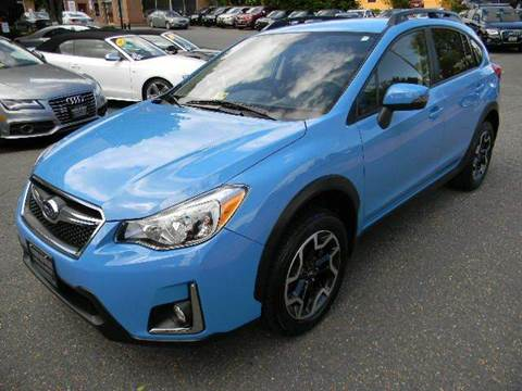 2016 Subaru XV Crosstrek for sale at Platinum Motorcars in Warrenton VA