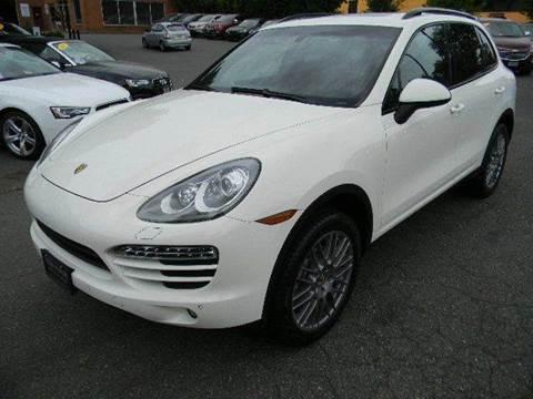 2011 Porsche Cayenne for sale at Platinum Motorcars in Warrenton VA