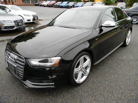 2014 Audi S4 for sale at Platinum Motorcars in Warrenton VA
