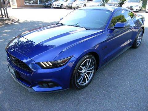 2015 Ford Mustang for sale at Platinum Motorcars in Warrenton VA