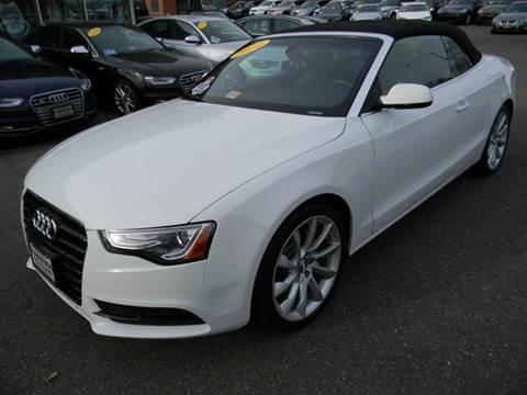 2014 Audi A5 for sale at Platinum Motorcars in Warrenton VA