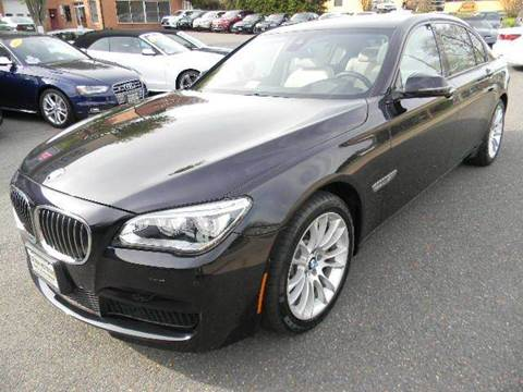 2014 BMW 7 Series for sale at Platinum Motorcars in Warrenton VA