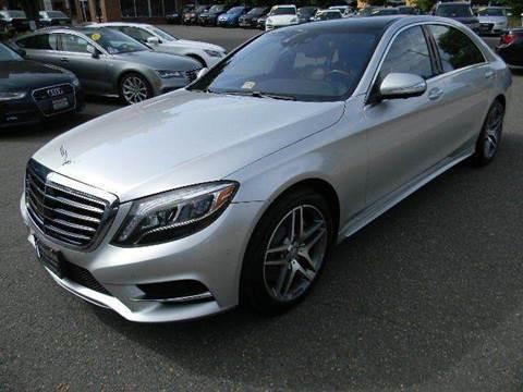 2014 Mercedes-Benz S-Class for sale at Platinum Motorcars in Warrenton VA