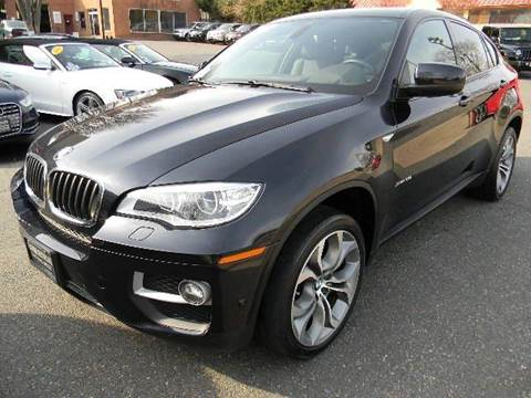 2014 BMW X6 for sale at Platinum Motorcars in Warrenton VA