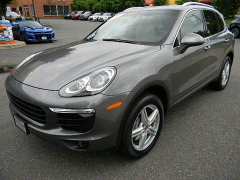 2016 Porsche Cayenne for sale in Warrenton, VA