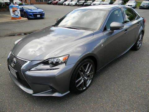 2015 Lexus IS 250 for sale at Platinum Motorcars in Warrenton VA
