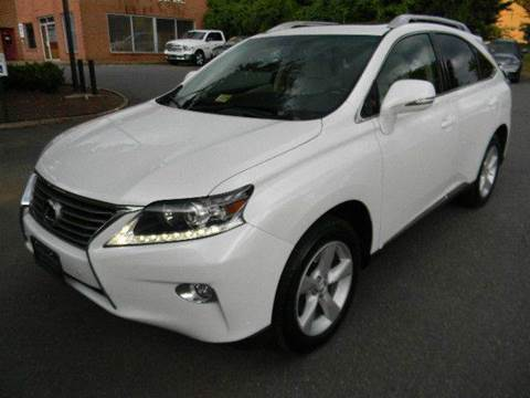 2015 Lexus RX 350 for sale at Platinum Motorcars in Warrenton VA