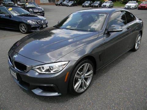 2014 BMW 4 Series for sale at Platinum Motorcars in Warrenton VA