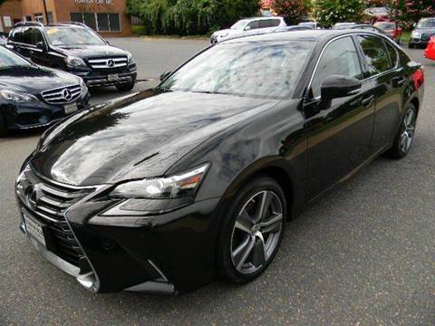 2016 Lexus GS 350 for sale at Platinum Motorcars in Warrenton VA