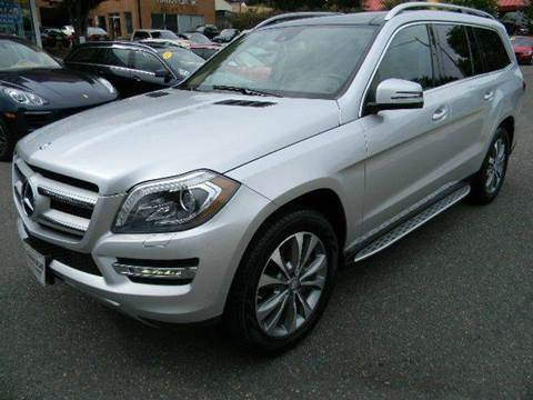 2014 Mercedes-Benz GL-Class for sale at Platinum Motorcars in Warrenton VA