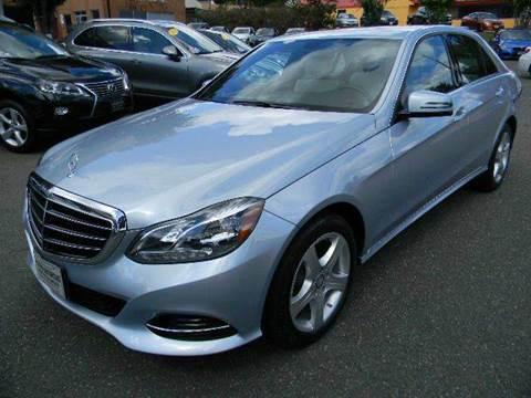 2014 Mercedes-Benz E-Class for sale at Platinum Motorcars in Warrenton VA