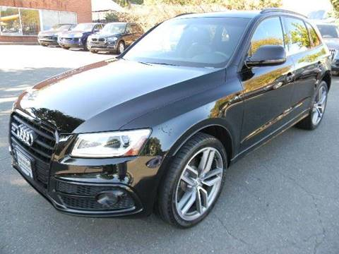 2016 Audi SQ5 for sale at Platinum Motorcars in Warrenton VA