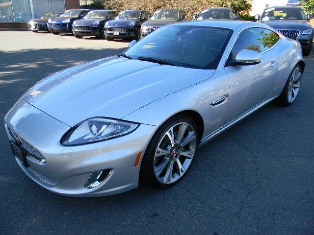 2014 Jaguar XK XKR 2dr Coupe   Warrenton VA