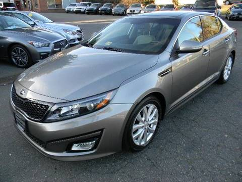2015 Kia Optima for sale at Platinum Motorcars in Warrenton VA