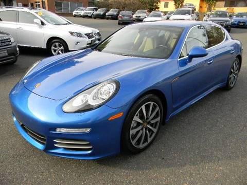 2015 Porsche Panamera for sale at Platinum Motorcars in Warrenton VA