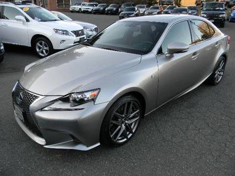 2016 Lexus IS 300 for sale at Platinum Motorcars in Warrenton VA
