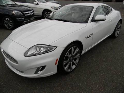 2013 Jaguar XK for sale at Platinum Motorcars in Warrenton VA