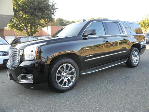 2015 GMC Yukon XL for sale at Platinum Motorcars in Warrenton VA