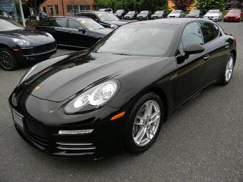 2014 Porsche Panamera for sale at Platinum Motorcars in Warrenton VA