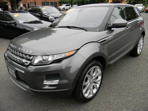 2015 Land Rover Range Rover Evoque for sale at Platinum Motorcars in Warrenton VA
