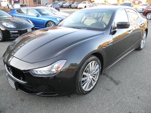 2014 Maserati Ghibli for sale at Platinum Motorcars in Warrenton VA