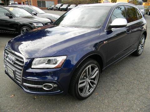 2014 Audi SQ5 for sale at Platinum Motorcars in Warrenton VA