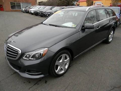 2014 Mercedes-Benz E-Class for sale at Platinum Motorcars in Warrenton VA