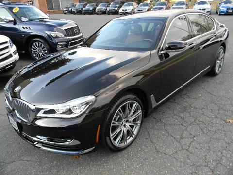 2016 BMW 7 Series for sale at Platinum Motorcars in Warrenton VA