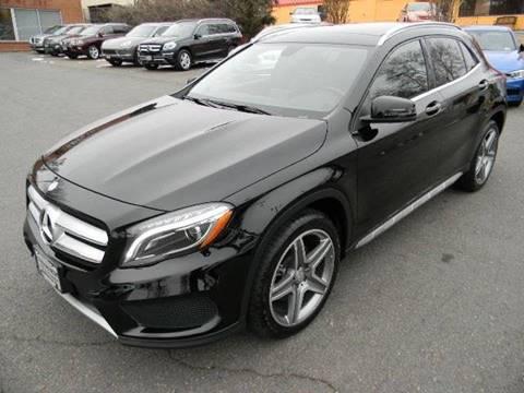 2015 Mercedes-Benz GLA for sale at Platinum Motorcars in Warrenton VA