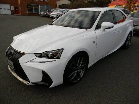 2017 Lexus IS 300 for sale at Platinum Motorcars in Warrenton VA