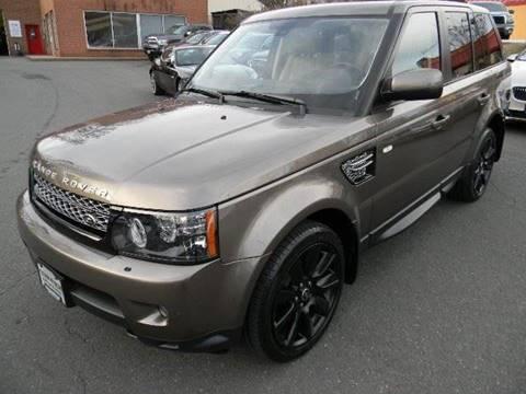 2013 Land Rover Range Rover Sport for sale at Platinum Motorcars in Warrenton VA