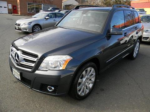2011 Mercedes-Benz GLK for sale at Platinum Motorcars in Warrenton VA