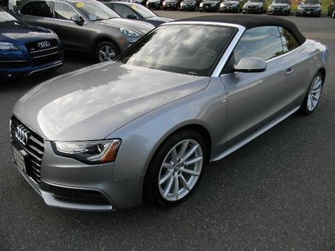 2015 Audi A5 for sale at Platinum Motorcars in Warrenton VA