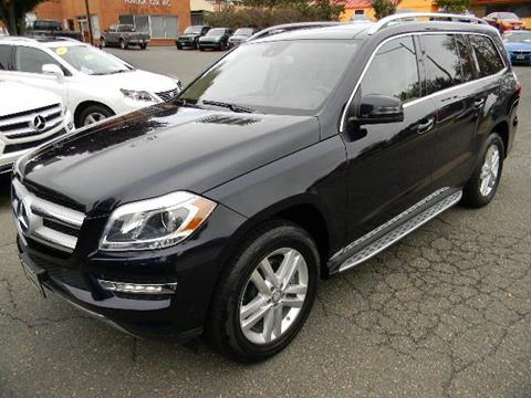 2015 Mercedes-Benz GL-Class for sale at Platinum Motorcars in Warrenton VA