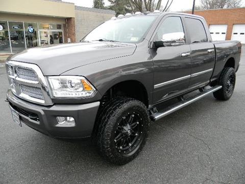 2014 RAM Ram Pickup 2500 for sale at Platinum Motorcars in Warrenton VA