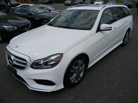 2015 Mercedes-Benz E-Class for sale at Platinum Motorcars in Warrenton VA