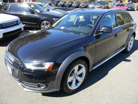 2014 Audi Allroad for sale at Platinum Motorcars in Warrenton VA