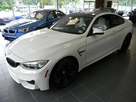 2015 BMW M4 for sale at Platinum Motorcars in Warrenton VA