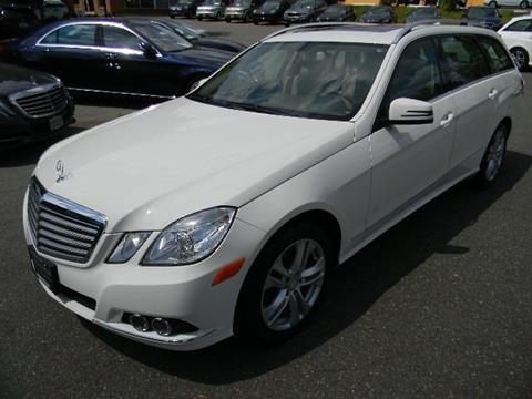 2011 Mercedes-Benz E-Class for sale at Platinum Motorcars in Warrenton VA