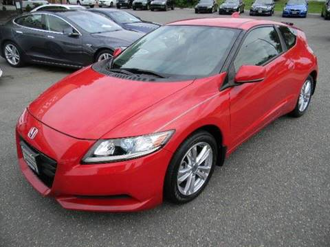 2012 Honda CR-Z for sale at Platinum Motorcars in Warrenton VA